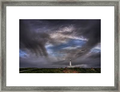 The Call To Arms Framed Print by Evelina Kremsdorf
