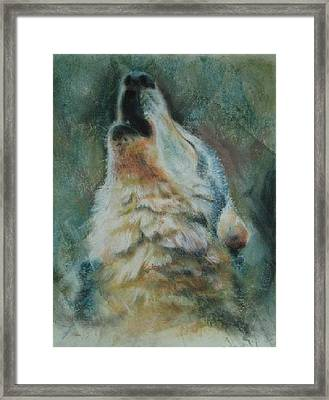The Calling Framed Print by Joanna Gates