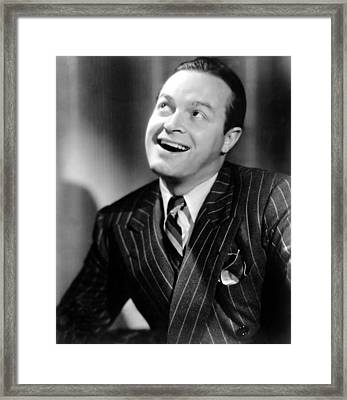 The Cat And The Canary, Bob Hope, 1939 Framed Print