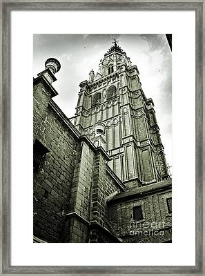 The Cathedral Effect Framed Print