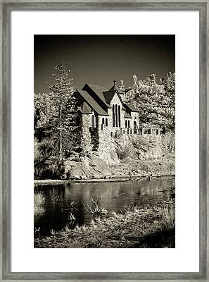 The Chapel Of St. Malo Framed Print