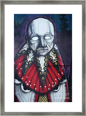 The Chief Framed Print by Bob Christopher