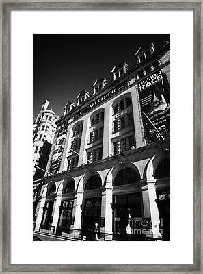 The City Art Centre Edinburgh Scotland Uk United Kingdom Framed Print by Joe Fox