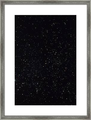 The Constellation Of Scorpius, The Scorpion Framed Print by John Sanford