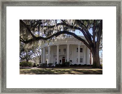 The Crescent 2 Framed Print by Dan Wells