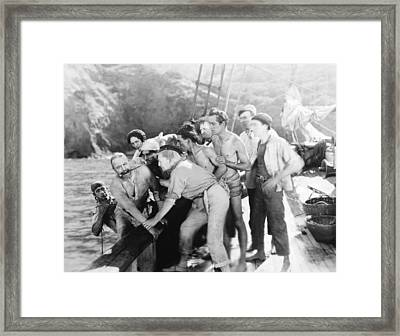 The Cup Of Life, 1915 Framed Print by Granger