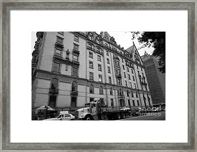 The Dakota Framed Print by David Bearden
