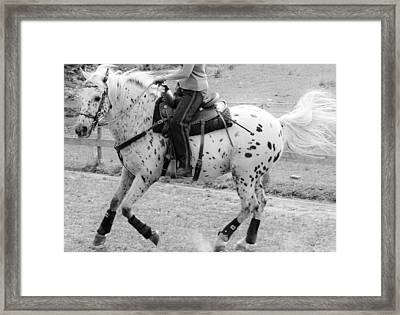 The Dance Framed Print by Betsy Knapp