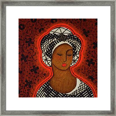 The Dawn Of Knowing Framed Print