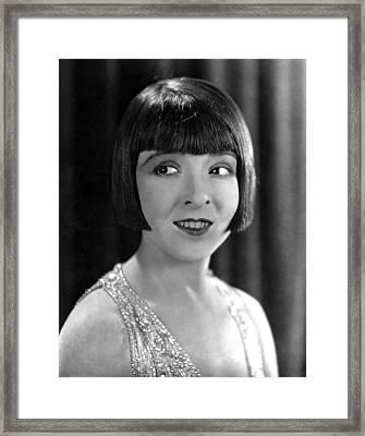 The Desert Flower, Colleen Moore, 1925 Framed Print by Everett