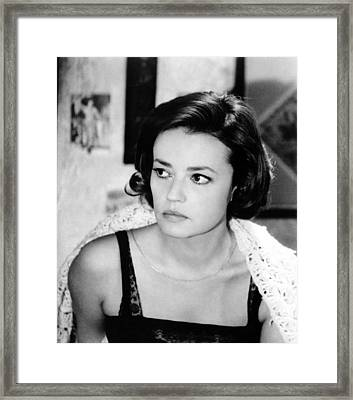The Diary Of A Chambermaid, Jeanne Framed Print by Everett