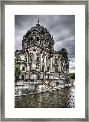The Dom Framed Print by Ryan Wyckoff