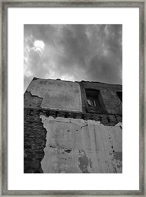 The Door To Framed Print