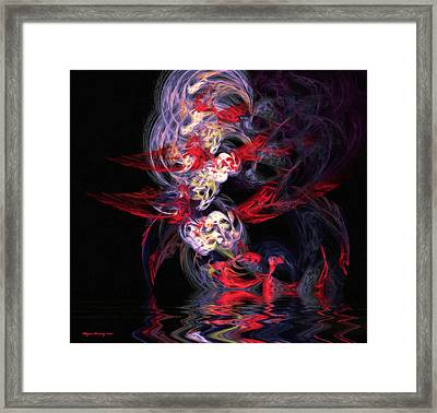 The Dream Framed Print by Wayne Bonney