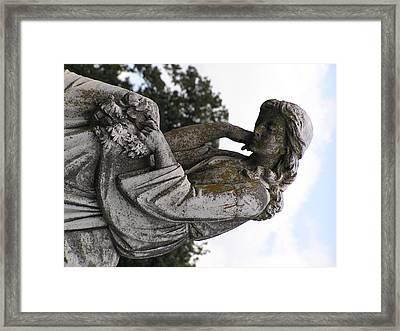 The Dreamer Framed Print by Andrea Drake