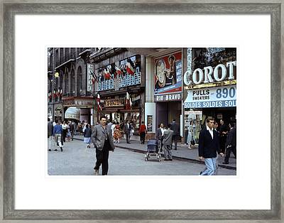 The Duke Rio Bravo  Framed Print by Theo Bethel