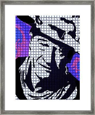 The Duke Framed Print by Robert Margetts