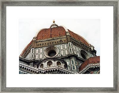 The Duomo In Florence Framed Print