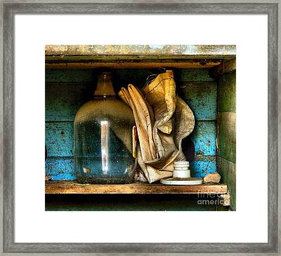 The Dust Gatherers Framed Print