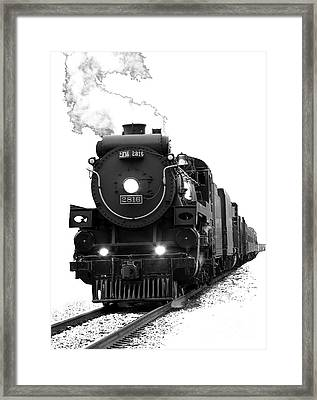 The Empress Framed Print