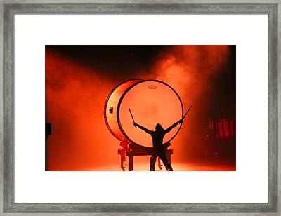 The End Framed Print by Becky Lodes