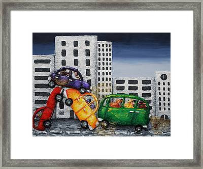 The Environmentalists Framed Print