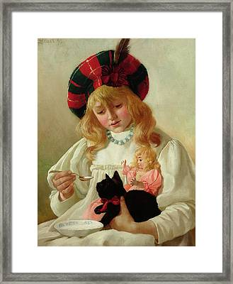 The Favorites Framed Print by CH Blair