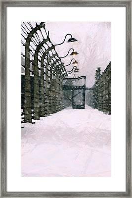 The Final Path Framed Print by Steve K
