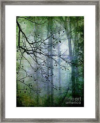 The Forest Cathedral Framed Print