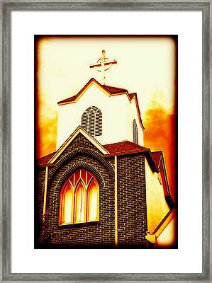 The Forgiven  Framed Print