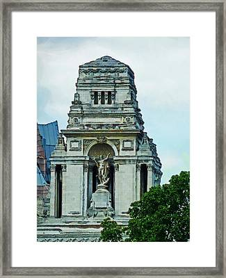 The Former Port Of London Authority Building Framed Print by Steve Taylor