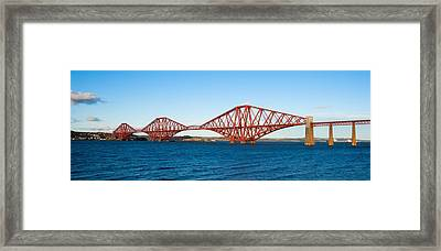 The Forth Bridge Framed Print