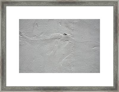 The Found Eye Framed Print