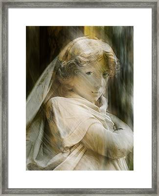 The Friend Framed Print