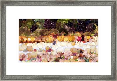 The Fruit Framed Print by Odon Czintos
