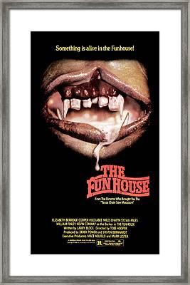 The Funhouse, 1981 Framed Print by Everett