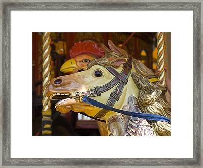 The Galloper Framed Print