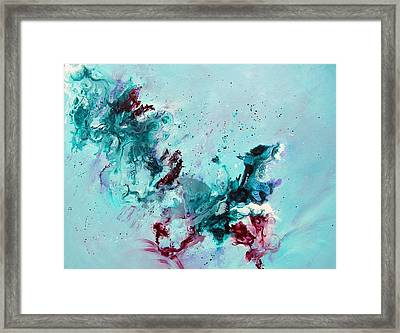 The Gatekeeper Framed Print by Mary Kay Holladay