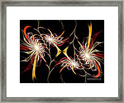 The Gift 1 Framed Print by Andee Design