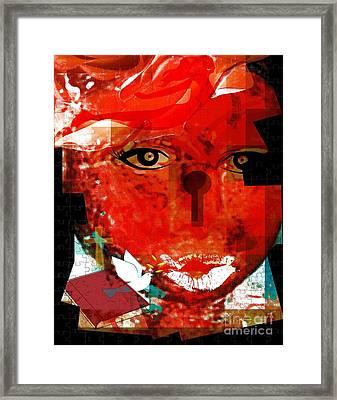The Gift Of Spirit Framed Print