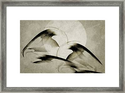 The Gifts Of The Father Framed Print by Jean Moore