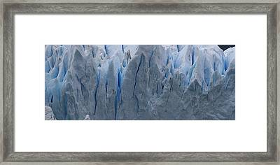 The Glacier Up Close Framed Print by Andrei Fried