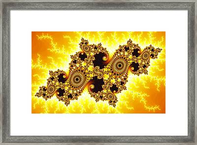 The Golden Ratio Framed Print