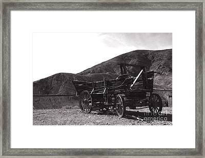 The Good Old Days Framed Print by Susanne Van Hulst