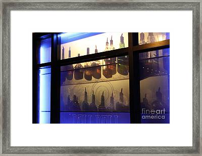 Framed Print featuring the photograph The Good Stuff by Lori Mellen-Pagliaro
