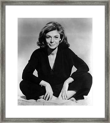 The Graduate, Anne Bancroft, 1967 Framed Print