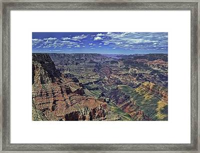 Framed Print featuring the photograph The Grand Canyon by Renee Hardison