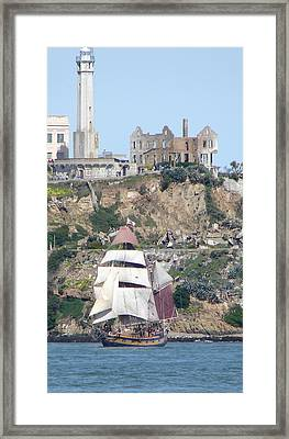 The Great Escape Framed Print by Jake Johnson