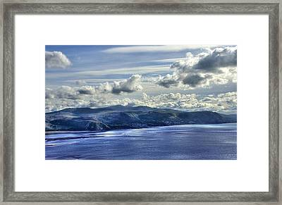 The Great Orme Framed Print by Svetlana Sewell