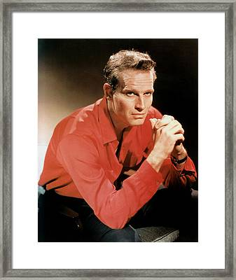 The Greatest Show On Earth, Charlton Framed Print by Everett
